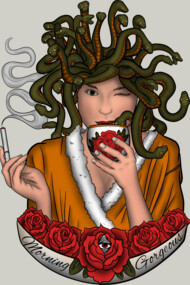 Bed Head Medusa