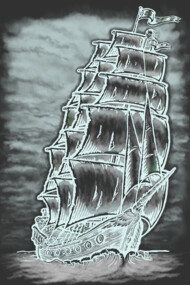 Caleuche Ghost Ship - Variant