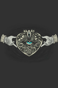 Claddagh Eye
