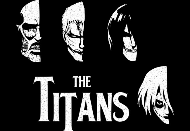 The Titans  Artwork