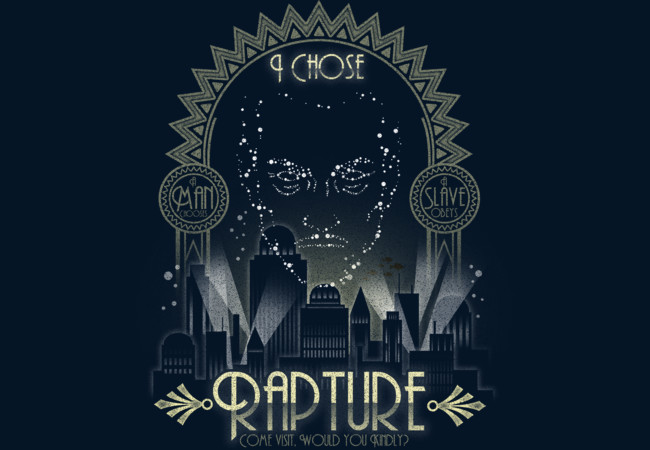 I chose Rapture  Artwork