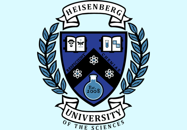 Heisenberg University  Artwork