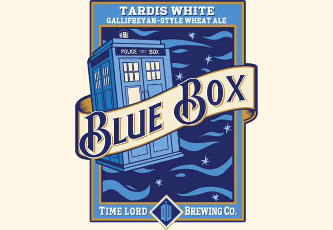 Blue Box  Artwork
