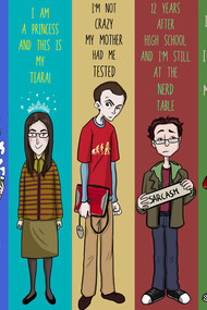 The Big Bang Theory Family