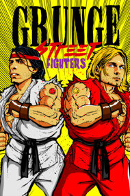 Grunge Street Fighters