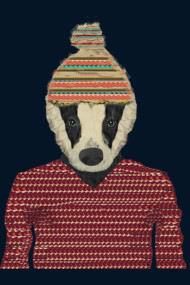 seb the badger