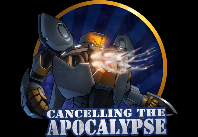Cancelling the apocalypse!  Artwork