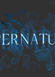 Supernatural text glass shatter 3
