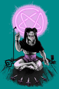 ELECTRIC BAPHOMET