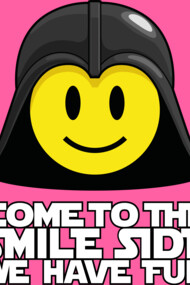 Darth Smiley - Come to the Fun Side (V2.2)