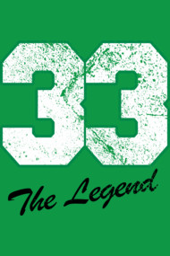 Number 33 - The Legend