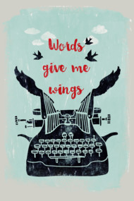 words give me wings