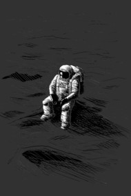 World's Loneliest Astronaut