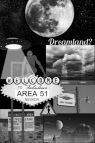 Area 51 Future Dreamland Funny Gift New T-shirt Tank Top Variety