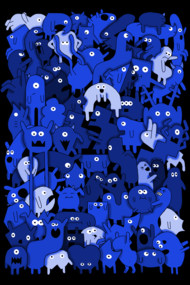Blue Monsters