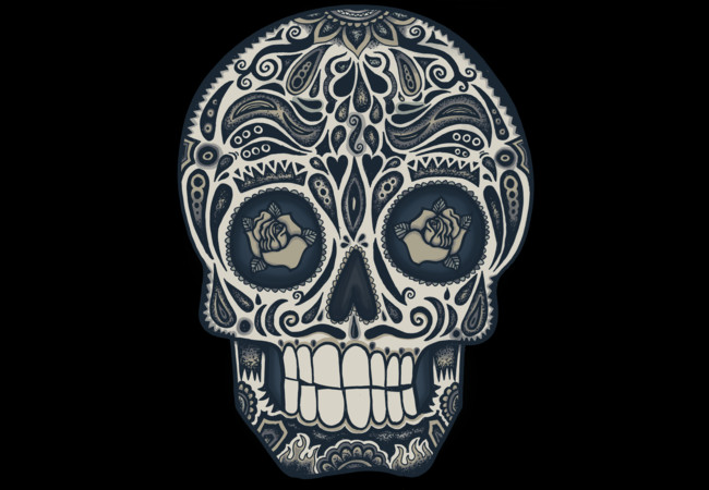 Calavera IV  Artwork