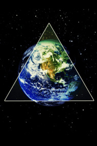 Earth in the triangle