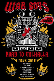 Road to Valhalla Tour