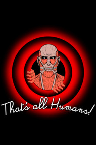 That´s all humans!
