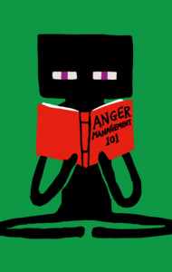 Enderman anger management