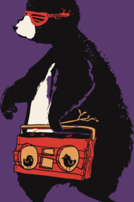 The Music Bear