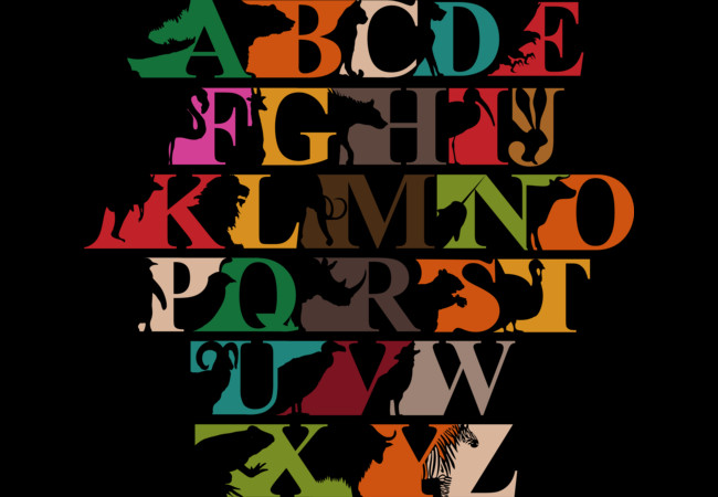 Alphabet Zoo  Artwork