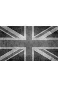 Vintage retro United Kingdom flag