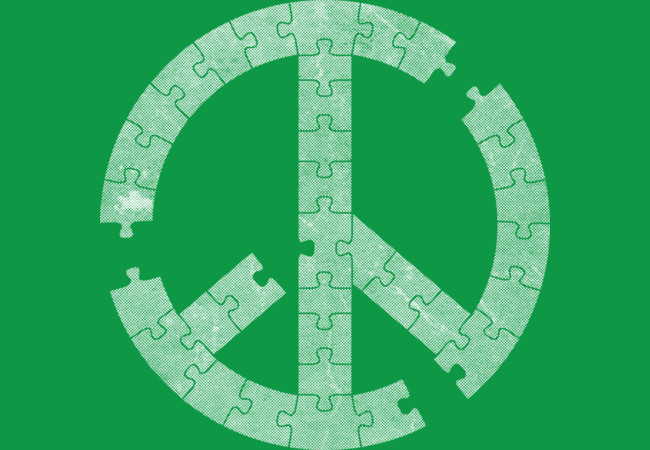 Puzzle Peace  Artwork