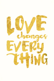 Love Changes Everything Gold Version