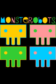 Pop Art Monsterobots