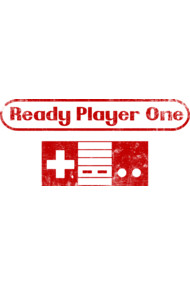 Ready Player One - Old School Red