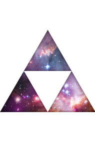 Cosmic Triforce