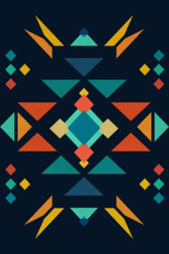 Geometric Tribals