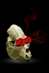 Romantic Animal Skull