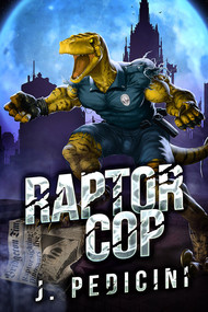 Raptor Cop book cover