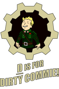 D is for Dirty Commie