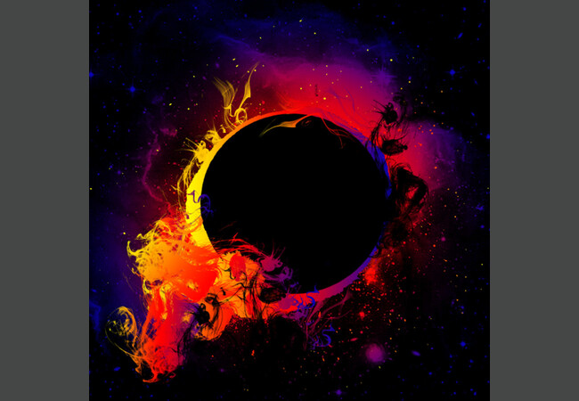 Black Hole Sun  Artwork