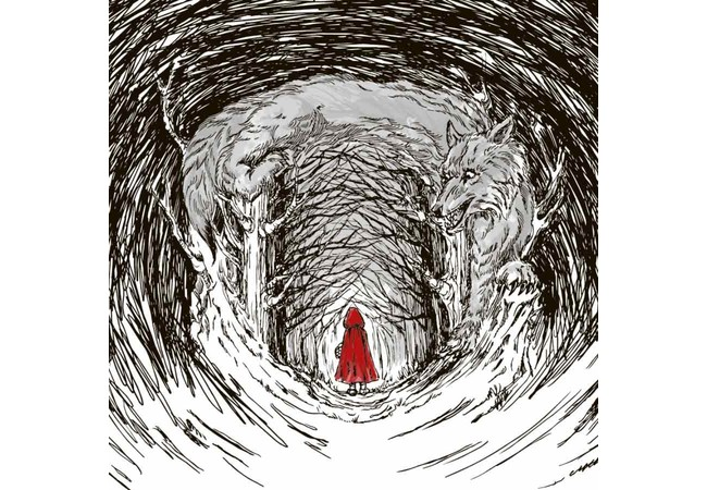 Red Riding Hood  Artwork
