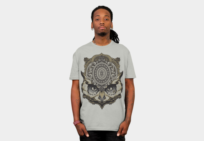 The Mind Reader T-Shirt - Design By Humans