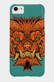 Foo Dog Face
