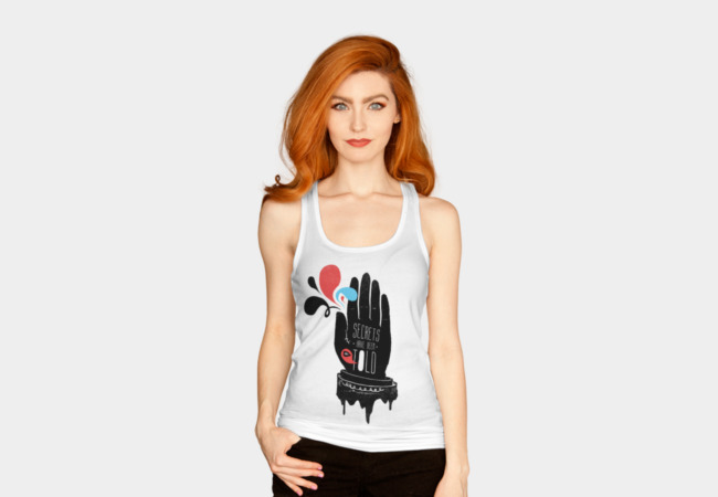 Secrets Tank Top - Design By Humans