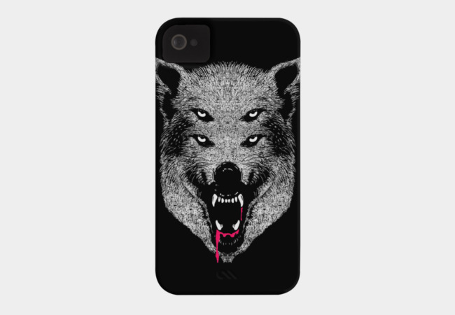 Hungry like two Wolves Phone Case - Design By Humans