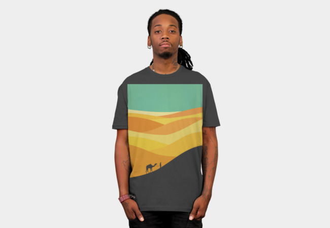 Land of Nowhere T-Shirt - Design By Humans