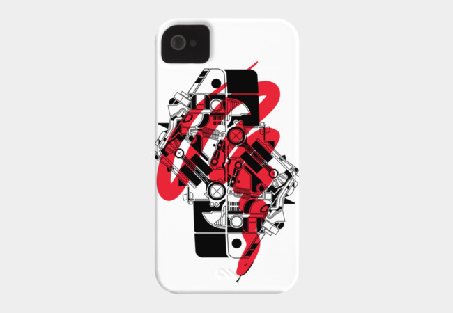 V8V Phone Case - Design By Humans