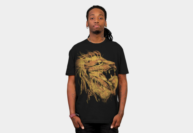 Primeval Beast T-Shirt - Design By Humans