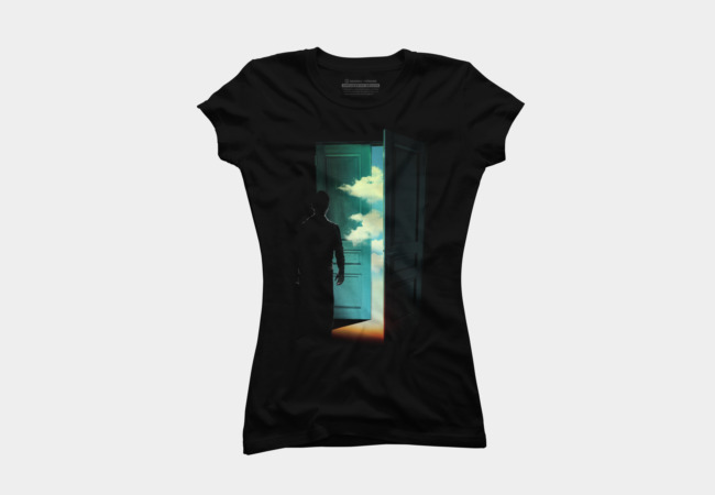 Door to the World Women's T-Shirt