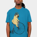 spiralled wearing Pug Ride by huebucket