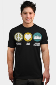 Love Peace Urban Planning..