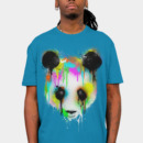 dnbpanda wearing Technicolour Panda by dzeri29