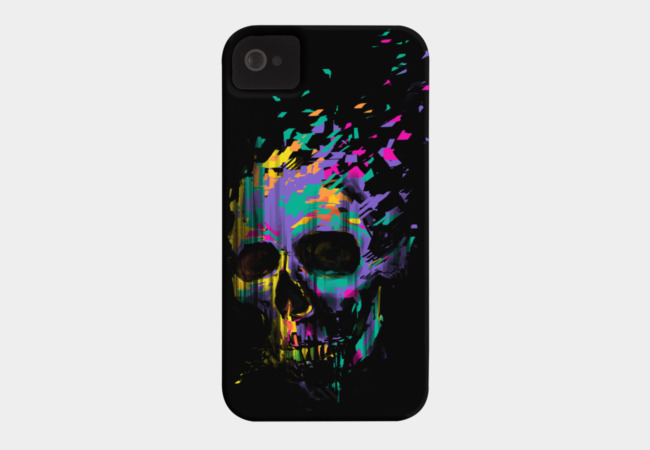 Defragged Phone Case - Design By Humans